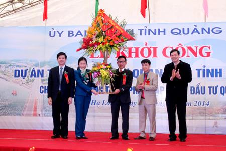 Khởi công xây dựng Trụ sở Liên cơ quan số 3 tỉnh Quảng Ninh