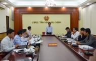 Rà soát việc thu hồi các dự án trên địa bàn TP Hạ Long